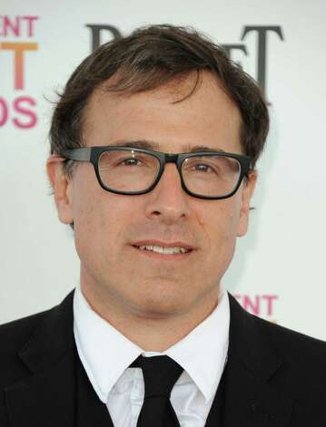 Filmmaker David O. Russell arrives. Photo: Jordan Strauss/Invision/AP