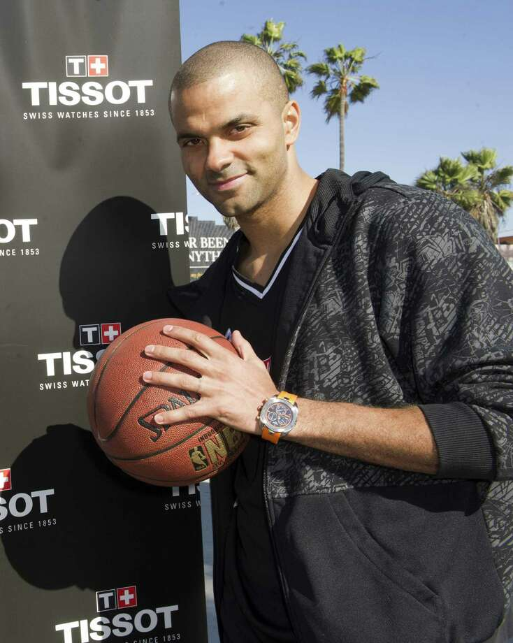 Tony Parker will sit tonight because of a right triceps contusion.