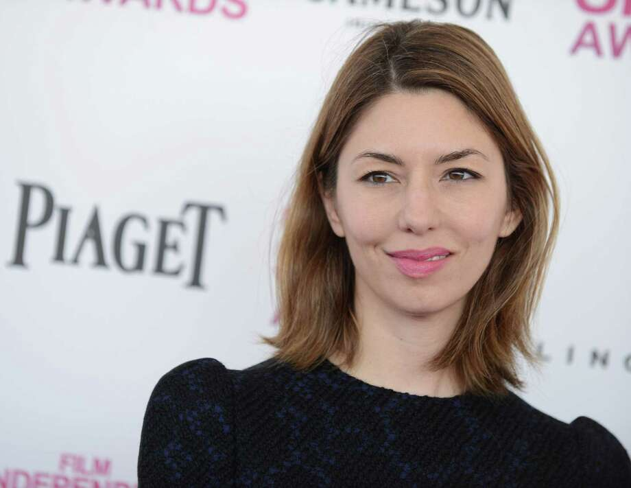 Filmmaker Sofia Coppola arrives. Photo: Jordan Strauss/Invision/AP