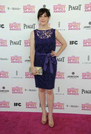 Actress Melanie Lynskey arrives. Photo: Jordan Strauss/Invision/AP
