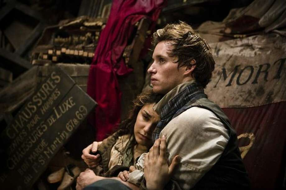 Les Miserables:         Les Miserables -- whose title might accurately describe anyone forced to watch this 165 minute monstrosity of bad singing -- won the best picture prize Sunday night, in one of the greatest institutional demonstrations of tone deafness ever recorded.
