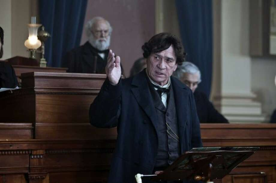 Tommy Lee Jones won his second Academy Award, for his performance as Thaddeus Stevens, the anti-slavery Radical, in Lincoln.