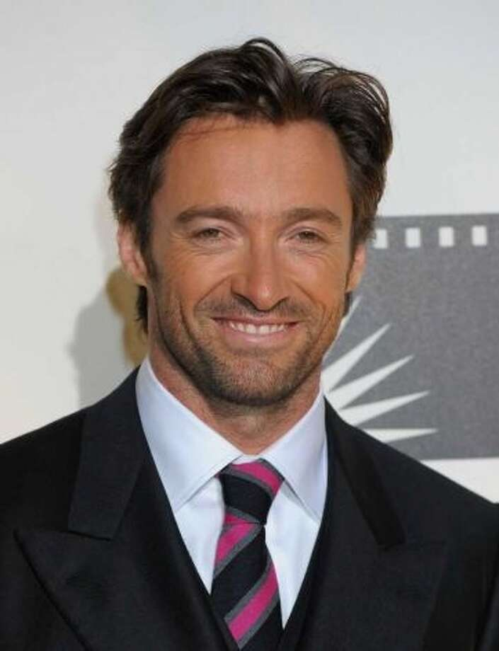 Hugh Jackman, who was passionate and dramatically convincing as an ex-convict wobbling in and out of tune, was the surprise best actor winner Sunday night.