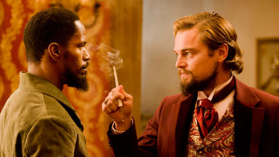 DJANGO UNCHAINED - Violent? Check. Profane? Check. Anachronistic? Check. Over the top? Double check. One of the best times I had at the movies all year? Damn straight. By now, no one should ever walk into a Quentin Tarantino movie not knowing what to expect. Unless you didn't expect a typical gory, brutally funny and just plain brutal film from the hyperactive director would also end up being one of the strongest takes on the shame of America's slave past. And can Christoph Waltz just star in every Tarantino movie ever made?