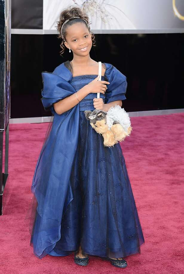 Best: Quvenzhane Wallis. Age appropriate! One of the few to grasp the concept. Photo: Jason Merritt, Getty Images