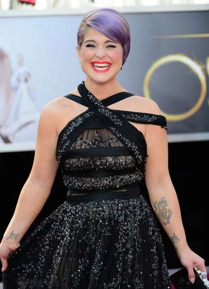 Worst: Kelly Osbourne: Bondage. Demure French twist. Pick one.