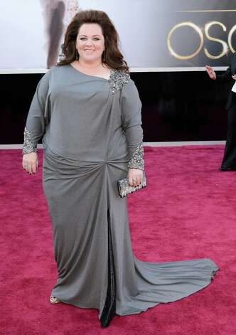 Best: Melissa McCarthy is finally getting comfortable with her style.