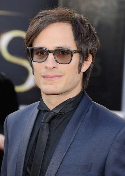 Actor Gael Garcia Bernal arrives at the Oscars at Hollywood & Highland Center on February 24, 2013 i