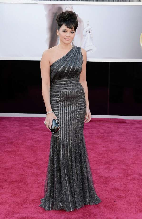 Singer Norah Jones arrives at the Oscars at Hollywood & Highland Center on February 24, 2013 in Hollywood, California. Photo: Jason Merritt, Getty Images / 2013 Getty Images
