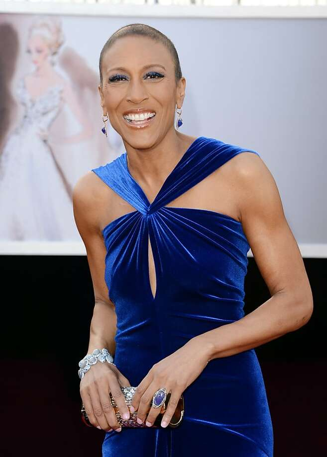 Best: Robin Roberts. Who cares what she is wearing? Just happy to have her back. Photo: Jason Merritt, Getty Images