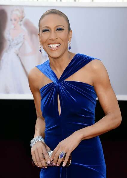 Best: Robin Roberts. Who cares what she is wearing? Just happy to have her bac