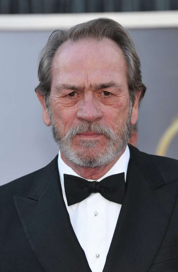 Actor Tommy Lee Jones arrives at the Oscars at the Dolby Theatre on Sunday Feb. 24, 2013, in Los Angeles. (Photo by John Shearer/Invision/AP) Photo: John Shearer, Associated Press / Invision