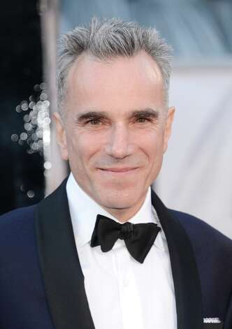 Actor Daniel Day-Lewis arrives at the Oscars at Hollywood & Highland Center on February 24, 2013 in Hollywood, California. Photo: Jason Merritt, Getty Images / 2013 Getty Images