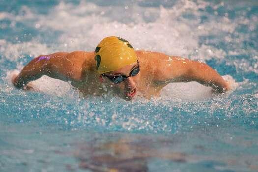 Boys athlete of the week michael miller stratford houston chronicle for Stratford swimming pool timetable