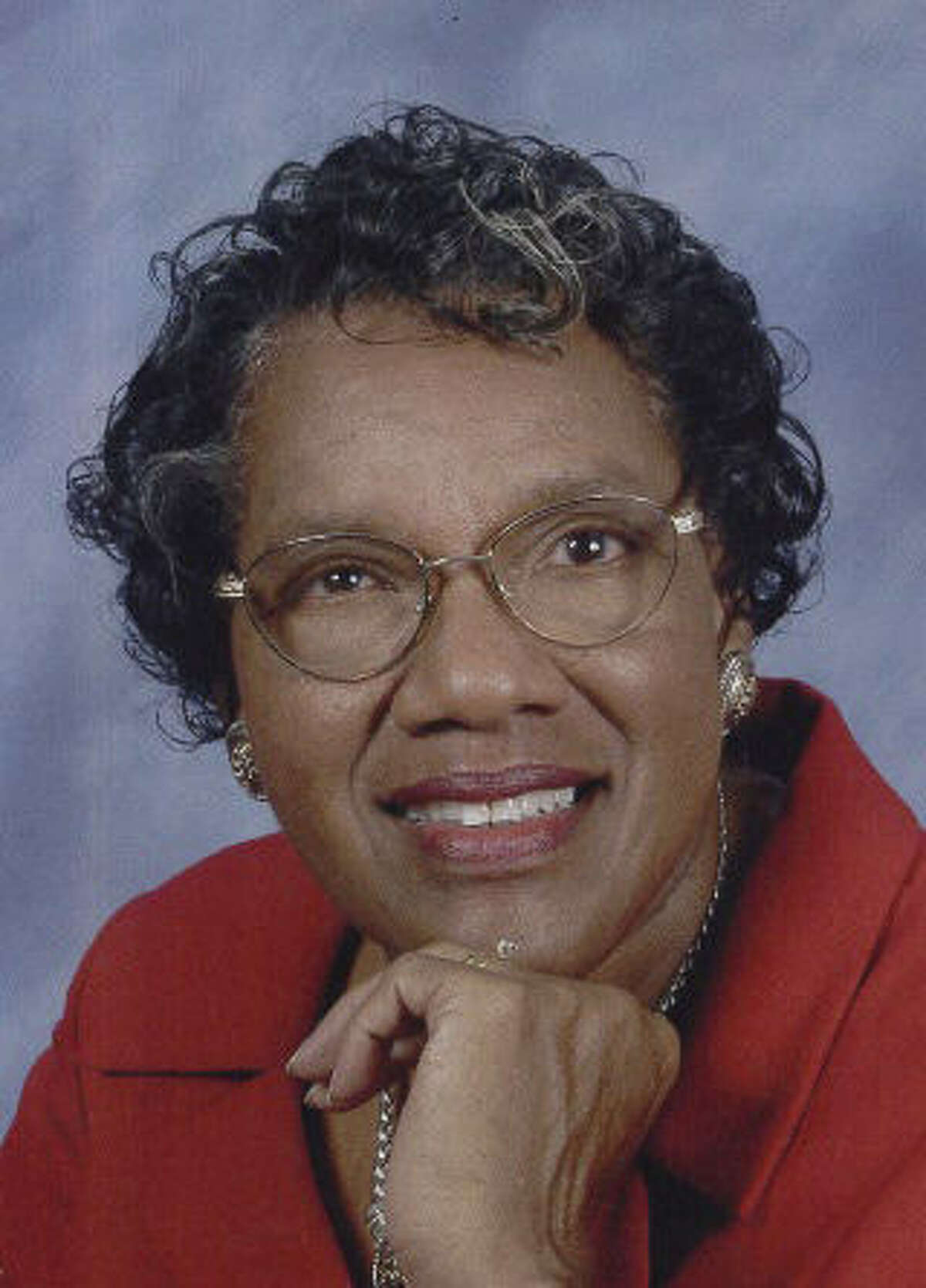 """Friendly and outgoing, Pearl Elizabeth Rucker """"never met a stranger,"""" one of her daughters said."""