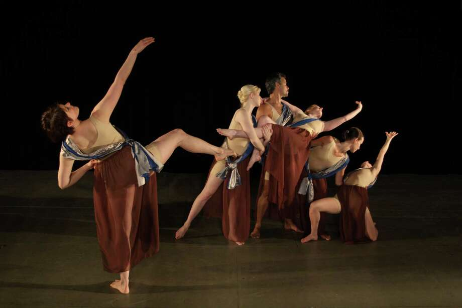 Nacre Dance Company will be in concert at the Spa Little Theater at 2 and 7:30 p.m. Saturday, March 2, and 2 p.m. March 3. Tickets are $15 for seniors and students and $20 general admission. For details, call 435-0510 or see  www.nacredance.com. The concert will be repeated at The Arts Center of the Capital Region at 7:30 p.m. April 12 and 4 p.m. April 13, and at The Russell Sage Little Theater on April 25 and 26 at 7:30pm. (Photo by Steve Nealey)