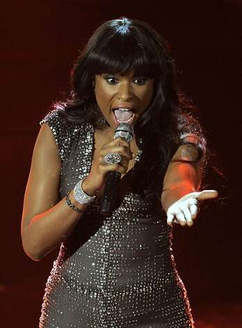 Actress/singer Jennifer Hudson performs during the Oscars at the Dolby Theatre on Sunday Feb. 24, 2013, in Los Angeles. (Photo by Chris Pizzello/Invision/AP) Photo: Chris Pizzello, Associated Press