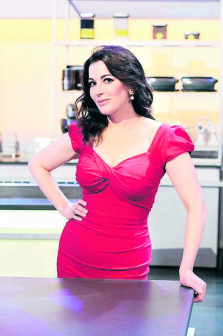 """ABC's """"The Taste"""" features British food star Nigella Lawson THE TASTE - ABC's """"The Taste"""" features British food star Nigella Lawson. (ABC/CRAIG SJODIN) Photo: Craig Sjodin, ABC / ONLINE_YES"""
