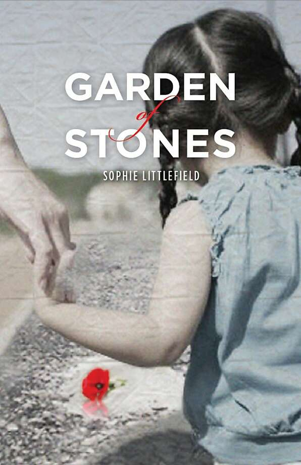 "Sophie Littlefield's ""Garden of Stones"" Photo: Gigi Pandian"
