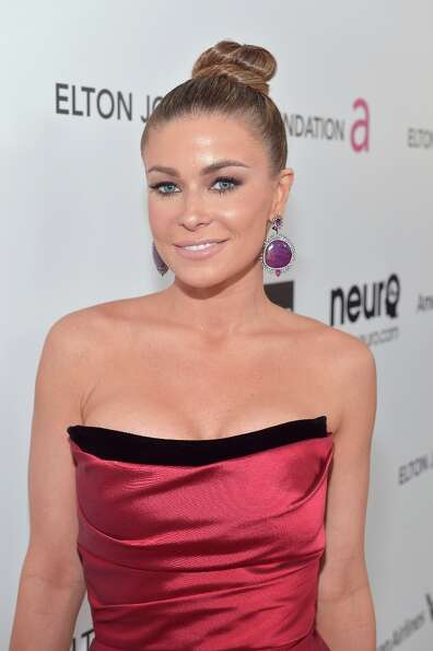 WEST HOLLYWOOD, CA - FEBRUARY 24:  Actress Carmen Electra attends Neuro at 21st Annual Elton John AI
