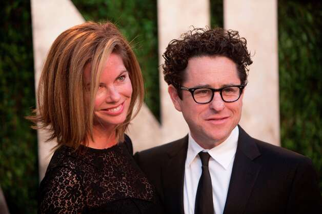 J.J. Abrams (R) arrives for the 2013 Vanity Fair Oscar Party on February 24, 2013 in Hollywood, California.AFP PHOTO/ADRIAN SANCHEZ-GONZALEZ Photo: ADRIAN SANCHEZ-GONZALEZ, AFP/Getty Images / AFP