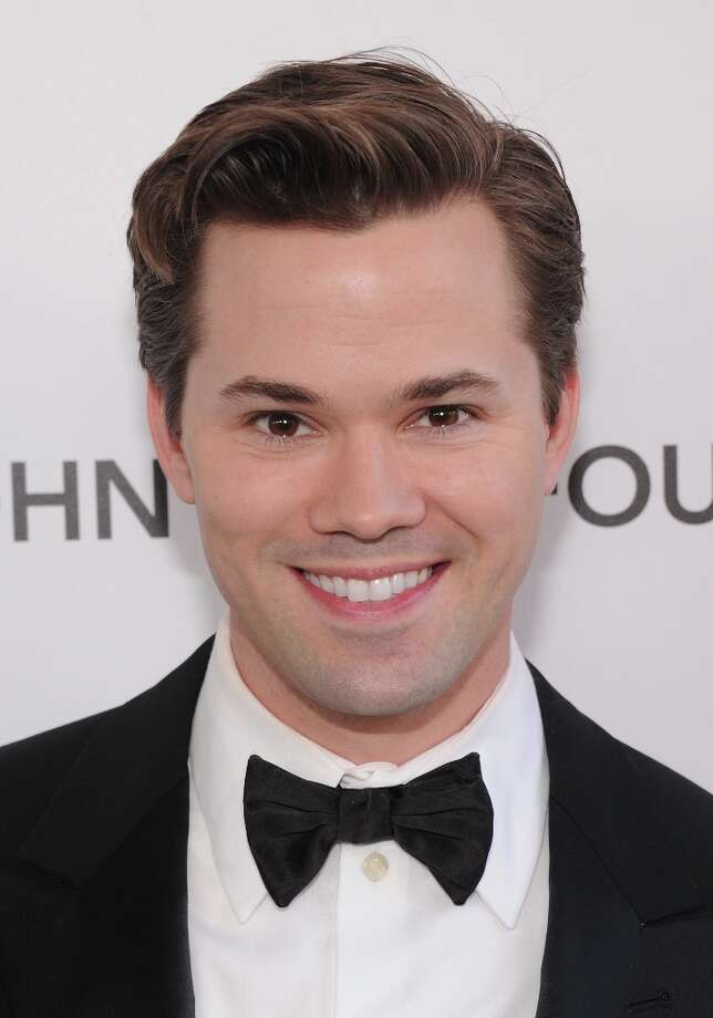 WEST HOLLYWOOD, CA - FEBRUARY 24: Actor Andrew Rannells attends the 21st Annual Elton John AIDS Foundation Academy Awards Viewing Party at Pacific Design Center on February 24, 2013 in West Hollywood, California. Photo: Jamie McCarthy, Getty Images For EJAF / 2013 Getty Images
