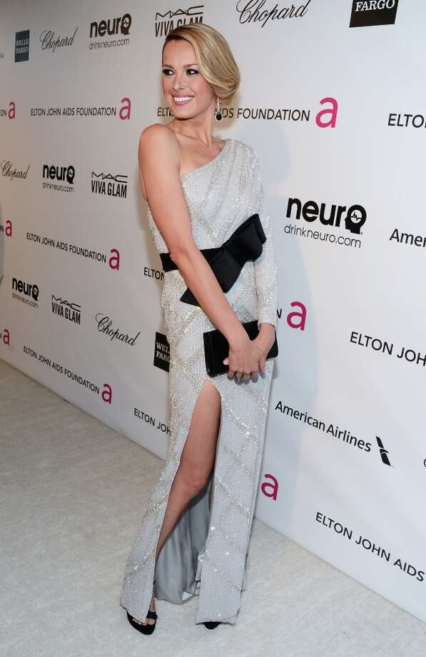 WEST HOLLYWOOD, CA - FEBRUARY 24:  Model Petra Nemcova attends the 21st Annual Elton John AIDS Foundation Academy Awards Viewing Party at Pacific Design Center on February 24, 2013 in West Hollywood, California. Photo: Jason Kempin, Getty Images For EJAF / 2013 Getty Images
