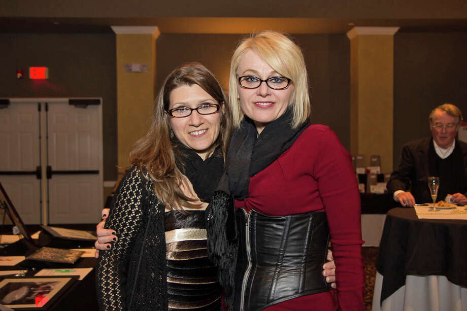 Were you Seen at the Upstate Artists Guild's 2nd Annual Black & White Gala at the Normanside Country Club in Delmar on Saturday, February 23, 2013? Photo: Brian Tromans