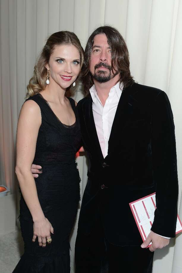 WEST HOLLYWOOD, CA - FEBRUARY 24:  (L-R) Jordyn Grohl and musician Dave Grohl attend the 21st Annual Elton John AIDS Foundation Academy Awards Viewing Party at Pacific Design Center on February 24, 2013 in West Hollywood, California. Photo: Dimitrios Kambouris, Getty Images For EJAF / 2013 Getty Images