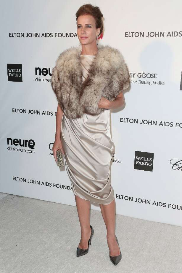 Actress Rachel Griffiths arrives at the 21st Annual Elton John AIDS Foundation's Oscar Viewing Party on February 24, 2013 in Los Angeles, California. Photo: Frederick M. Brown, Getty Images / 2013 Getty Images