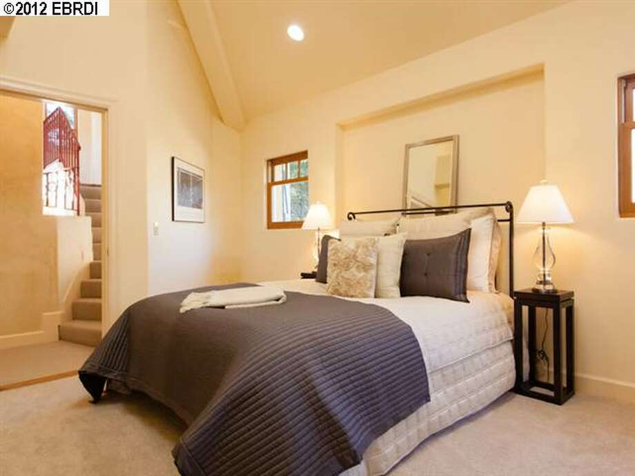 Another bedroom on the lower level