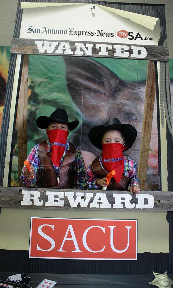 San Antonio Stock Show & Rodeo, Sat. Feb. 23, 2013 Photo: San Antonio Express-News
