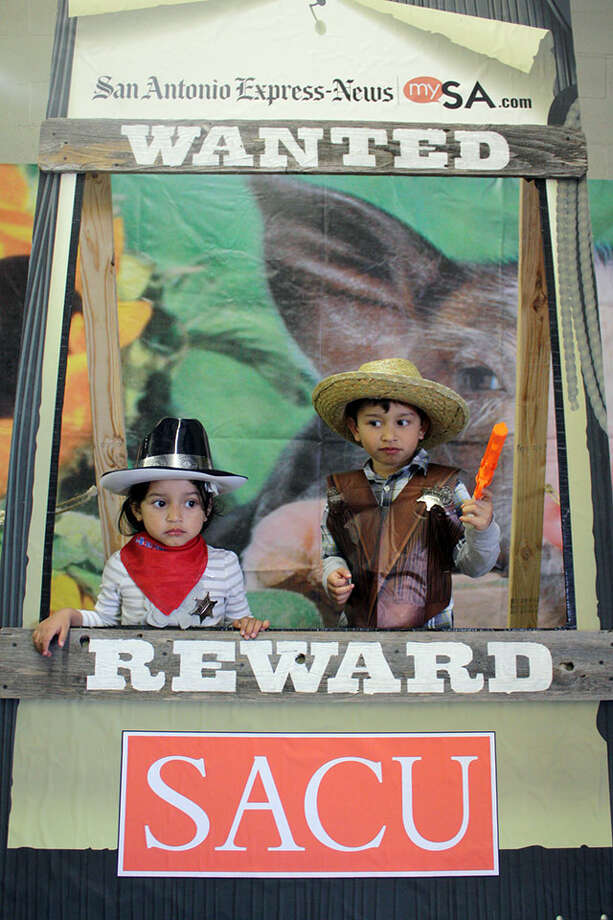 San Antonio Stock Show & Rodeo - Sunday, Feb. 24, 2013 Photo: San Antonio Express-News