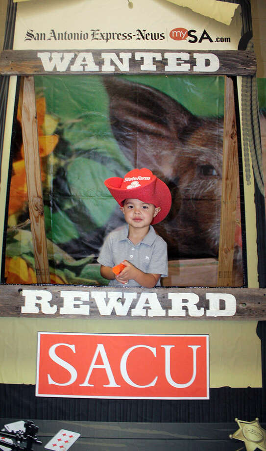 San Antonio Stock Show & Rodeo - Sunday, Feb. 24, 2013 Photo: í…, San Antonio Express-News