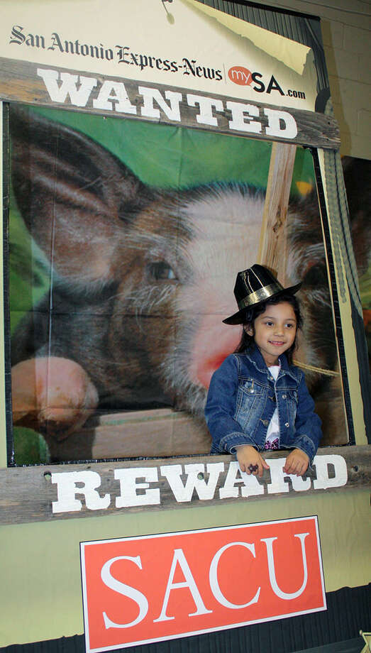 San Antonio Stock Show & Rodeo - Sunday, Feb. 24, 2013 Photo: ï…, San Antonio Express-News