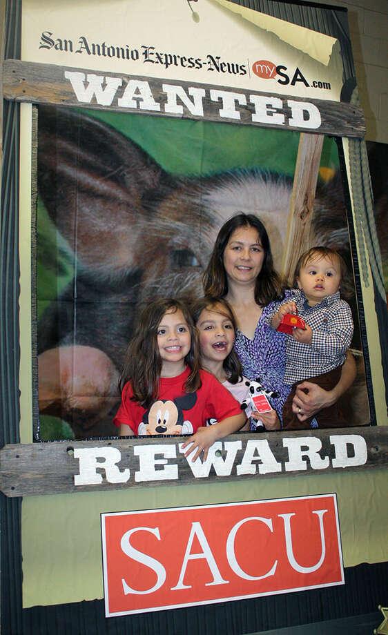 San Antonio Stock Show & Rodeo - Sunday, Feb. 24, 2013 Photo: ï…, San Antonio Express-News