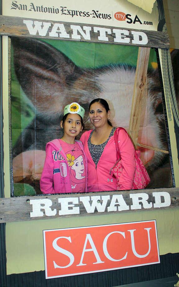 San Antonio Stock Show & Rodeo - Sunday, Feb. 24, 2013 Photo: ì…, San Antonio Express-News