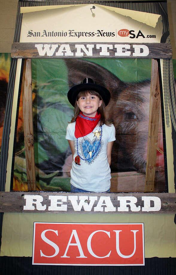 San Antonio Stock Show & Rodeo - Sunday, Feb. 24, 2013 Photo: í…, San Antonio Express-News