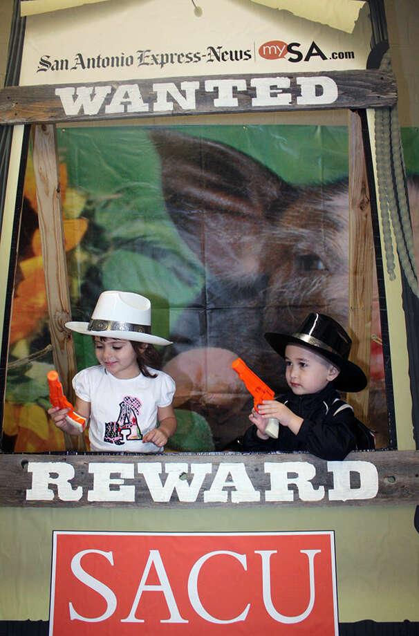San Antonio Stock Show & Rodeo - Sunday, Feb. 24, 2013 Photo: ç…, San Antonio Express-News