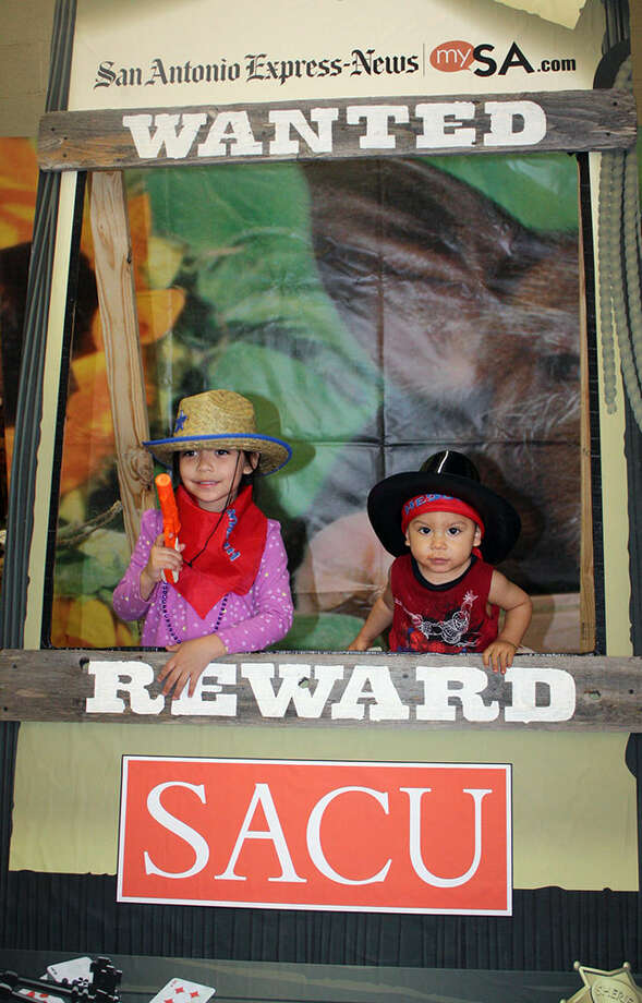 San Antonio Stock Show & Rodeo - Sunday, Feb. 24, 2013 Photo: ñ…, San Antonio Express-News