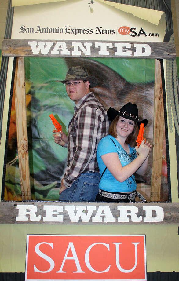 San Antonio Stock Show & Rodeo - Sunday, Feb. 24, 2013 Photo: ñ…, San Antonio Express-News