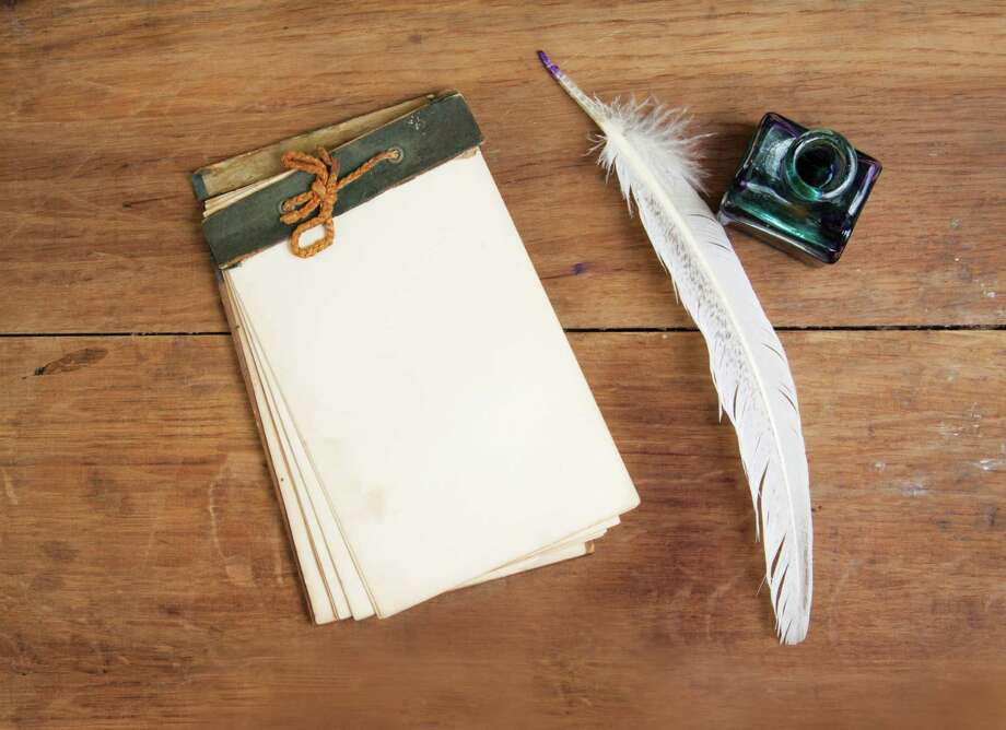 When was the last time you wrote a letter? If you're like most people, you probably handle the bulk of your correspondence electronically these days Photo: BrAt, IStockphoto.com / ©iStockphoto.com