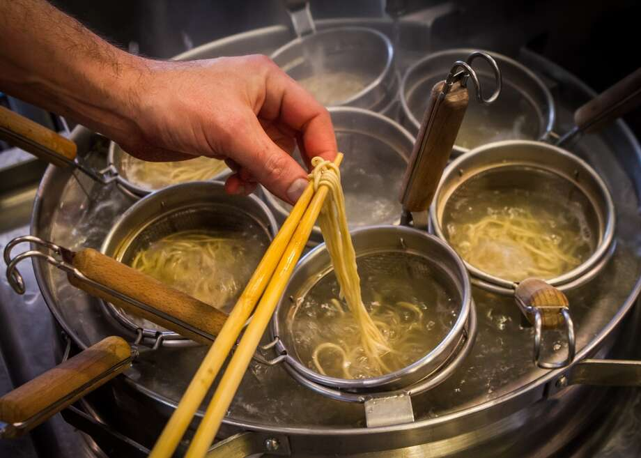...On each of my three visits, the quality of the ramen continued to improve. Clearly, the kitchen is finding its groove.