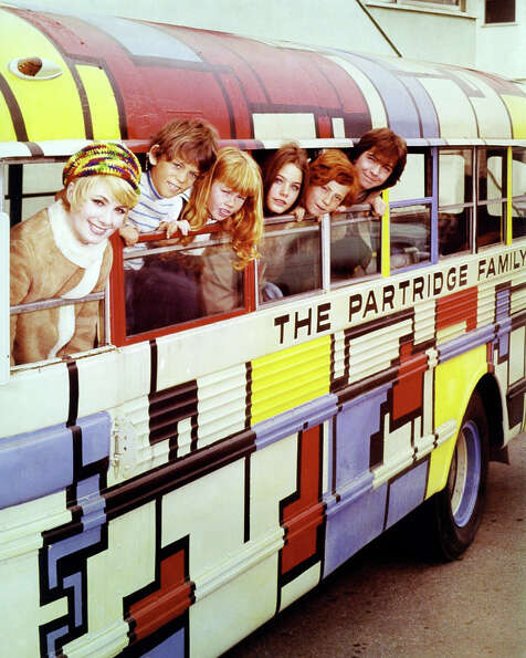 The Partridge Family bus