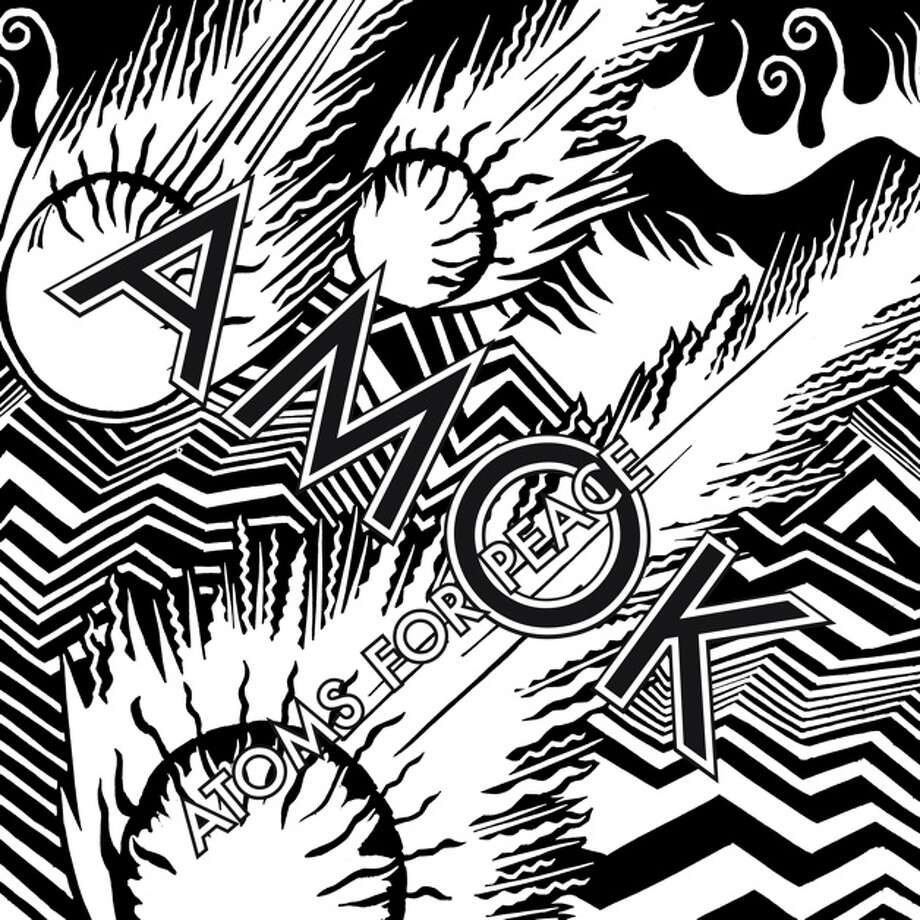 "This CD cover image released by XL Recordings shows ""Amok"" by Atoms for Peace. (AP Photo/XL Recordings) Photo: Associated Press / XL Recordings"