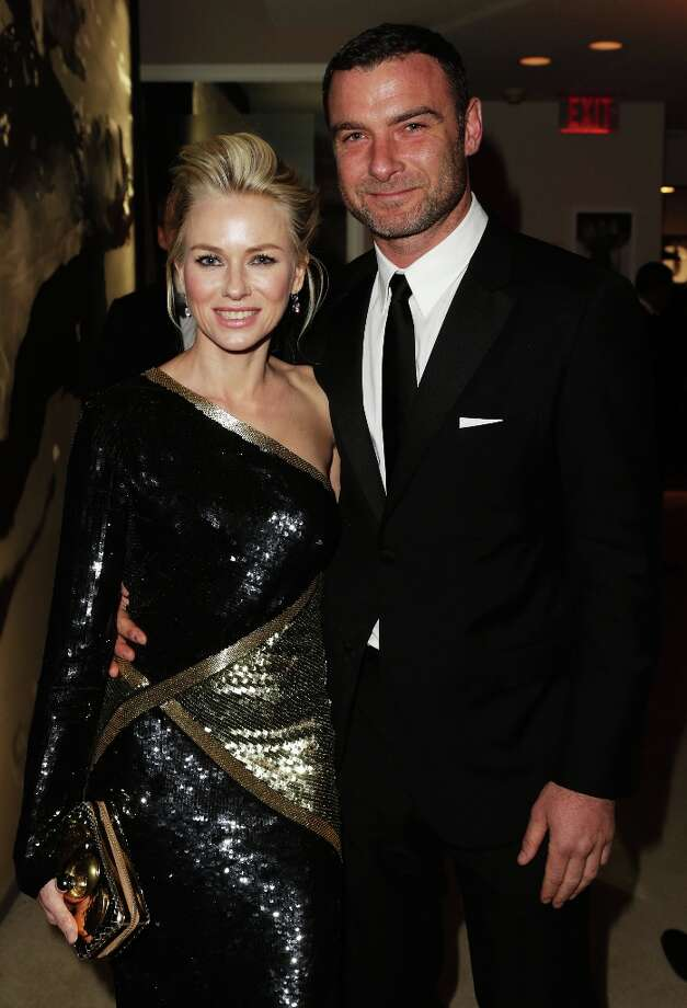 Actors Naomi Watts and Liev Schreiber attend the 2013 Vanity Fair Oscar Party hosted by Graydon Carter at Sunset Tower on February 24, 2013 in West Hollywood, California. Photo: Jeff Vespa/VF13, WireImage / 2013 Jeff Vespa/VF13