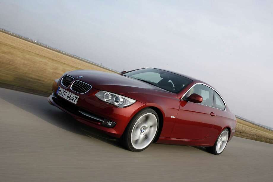 Coupe: 2005-2010 BMW 3 Series