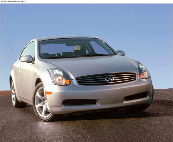 Luxury: 2005-2010 Infiniti G35/G37