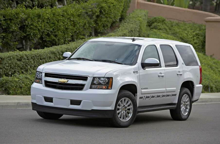 Large SUV/Crossover: 2005-2010 Chevrolet Tahoe