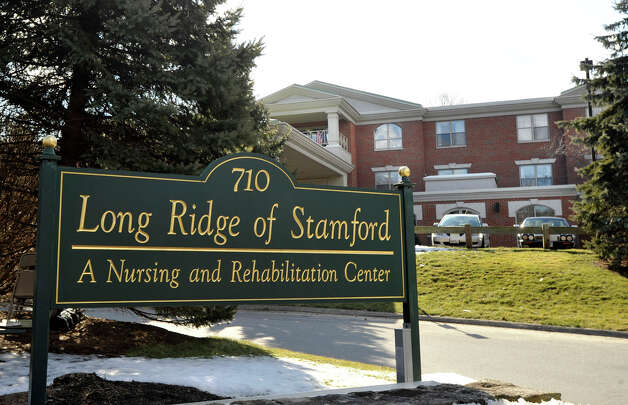 HealthBridge Management, the owner of Long Ridge of Stamford, a nursing and rehabilitation center, recently filed for Chapter 11 bankruptcy reorganization. Photographed on Monday, Feb. 25, 2013. Photo: Jason Rearick / The Advocate